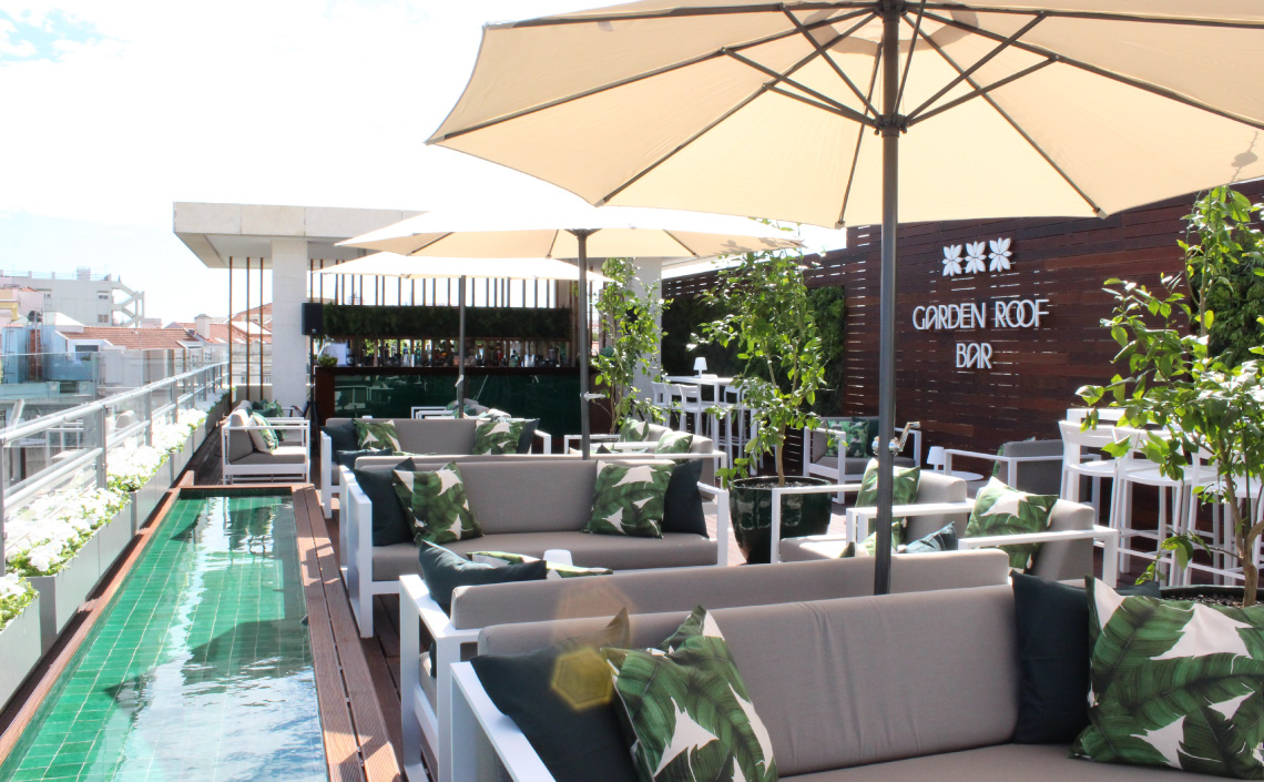 Garden Roof Bar | Altis Grand Hotel