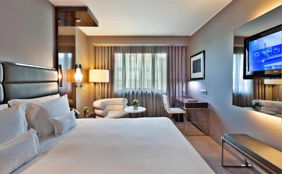 Deluxe Room | Five Star Hotel | Altis Hotels Lisbon